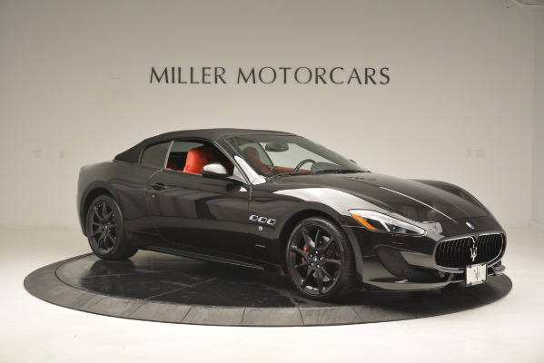 Used 2014 Maserati GranTurismo Sport for sale Sold at Bentley Greenwich in Greenwich CT 06830 18