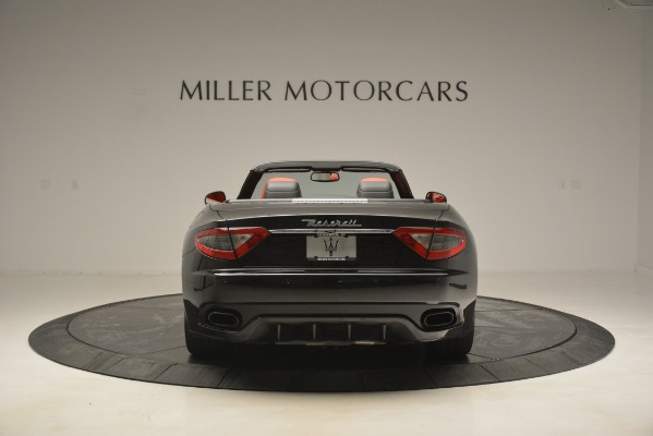 Used 2014 Maserati GranTurismo Sport for sale Sold at Bentley Greenwich in Greenwich CT 06830 6