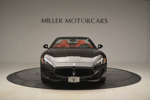 Used 2014 Maserati GranTurismo Sport for sale Sold at Bentley Greenwich in Greenwich CT 06830 7