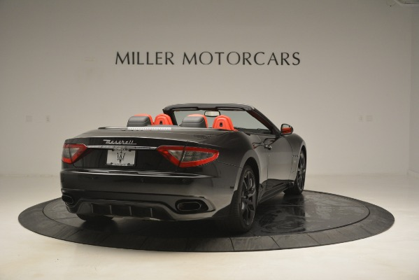 Used 2014 Maserati GranTurismo Sport for sale Sold at Bentley Greenwich in Greenwich CT 06830 8