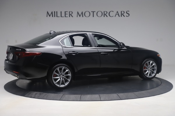 New 2019 Alfa Romeo Giulia Q4 for sale Sold at Bentley Greenwich in Greenwich CT 06830 8