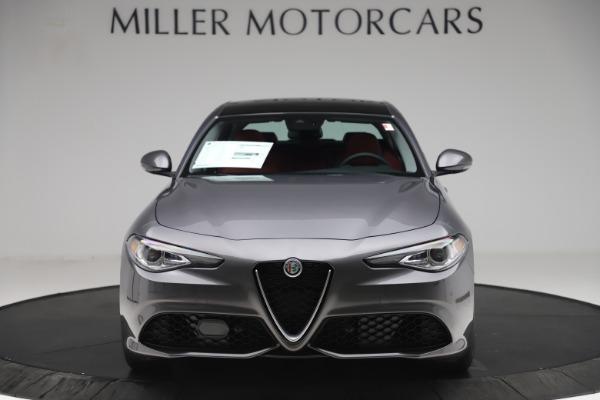New 2019 Alfa Romeo Giulia Ti Sport Q4 for sale Sold at Bentley Greenwich in Greenwich CT 06830 12