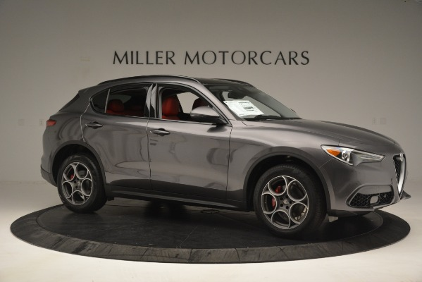 New 2019 Alfa Romeo Stelvio Sport Q4 for sale Sold at Bentley Greenwich in Greenwich CT 06830 10