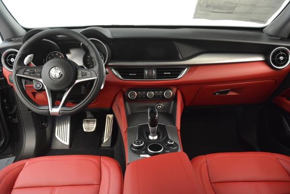 New 2019 Alfa Romeo Stelvio Sport Q4 for sale Sold at Bentley Greenwich in Greenwich CT 06830 16