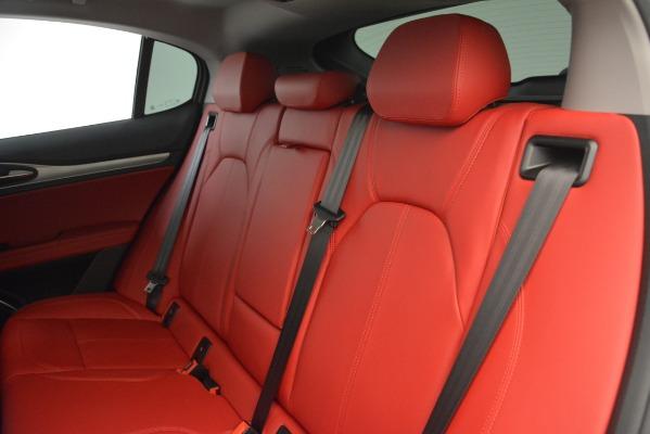 New 2019 Alfa Romeo Stelvio Sport Q4 for sale Sold at Bentley Greenwich in Greenwich CT 06830 18