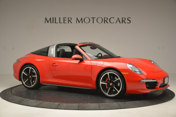 Used 2016 Porsche 911 Targa 4S for sale Sold at Bentley Greenwich in Greenwich CT 06830 10