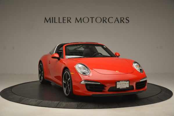 Used 2016 Porsche 911 Targa 4S for sale Sold at Bentley Greenwich in Greenwich CT 06830 11