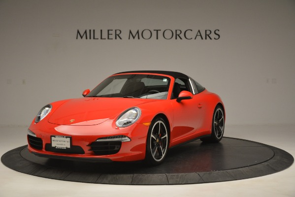 Used 2016 Porsche 911 Targa 4S for sale Sold at Bentley Greenwich in Greenwich CT 06830 13