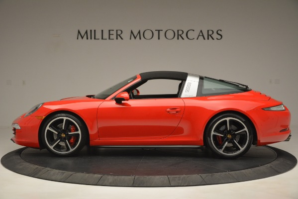 Used 2016 Porsche 911 Targa 4S for sale Sold at Bentley Greenwich in Greenwich CT 06830 14