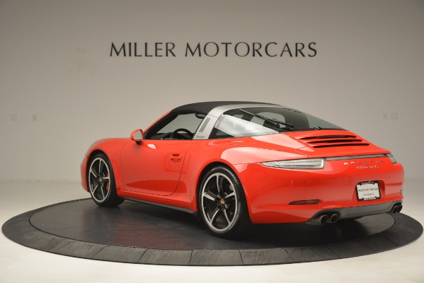 Used 2016 Porsche 911 Targa 4S for sale Sold at Bentley Greenwich in Greenwich CT 06830 15