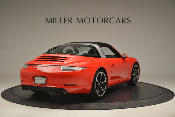 Used 2016 Porsche 911 Targa 4S for sale Sold at Bentley Greenwich in Greenwich CT 06830 16