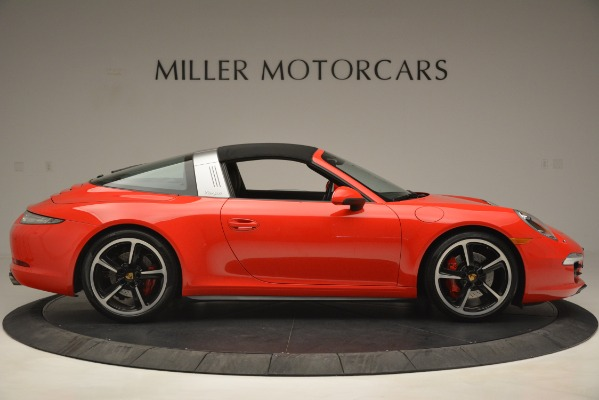 Used 2016 Porsche 911 Targa 4S for sale Sold at Bentley Greenwich in Greenwich CT 06830 17