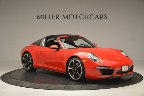 Used 2016 Porsche 911 Targa 4S for sale Sold at Bentley Greenwich in Greenwich CT 06830 18