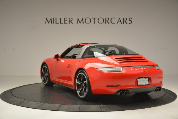 Used 2016 Porsche 911 Targa 4S for sale Sold at Bentley Greenwich in Greenwich CT 06830 5