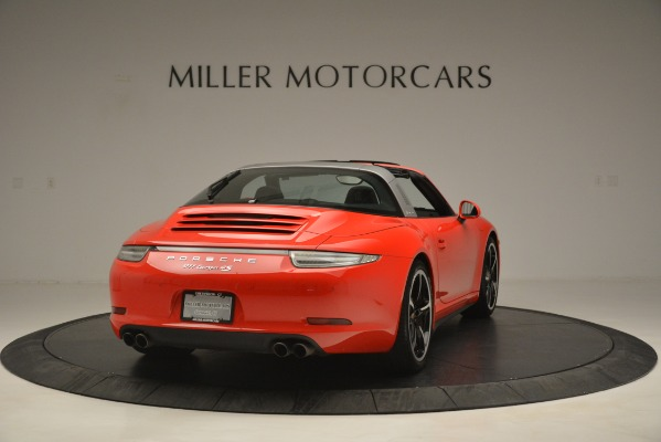 Used 2016 Porsche 911 Targa 4S for sale Sold at Bentley Greenwich in Greenwich CT 06830 7