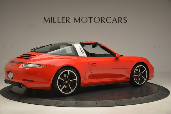 Used 2016 Porsche 911 Targa 4S for sale Sold at Bentley Greenwich in Greenwich CT 06830 8