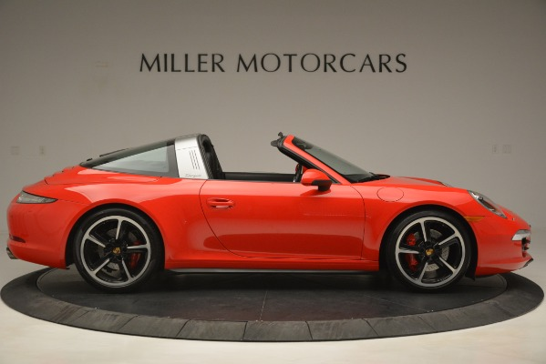 Used 2016 Porsche 911 Targa 4S for sale Sold at Bentley Greenwich in Greenwich CT 06830 9