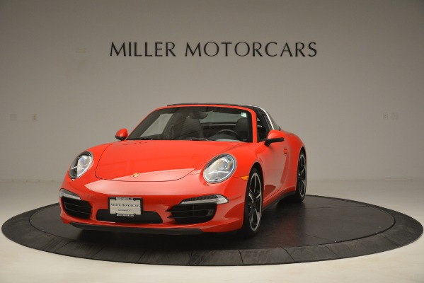 Used 2016 Porsche 911 Targa 4S for sale Sold at Bentley Greenwich in Greenwich CT 06830 1