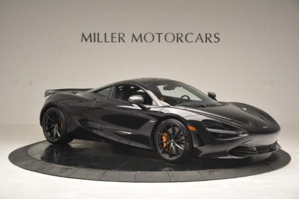 New 2019 McLaren 720S Coupe for sale $351,470 at Bentley Greenwich in Greenwich CT 06830 10