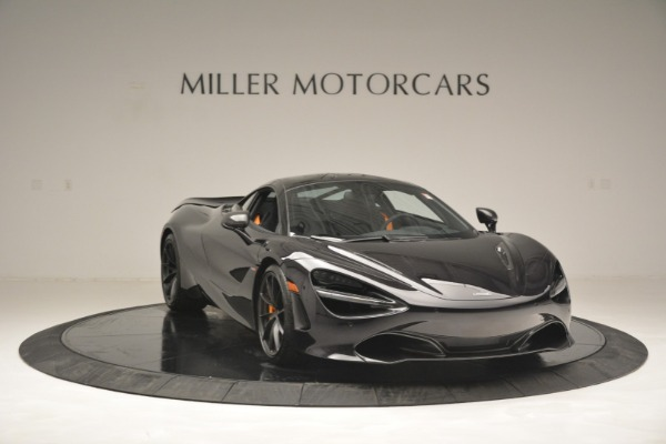 New 2019 McLaren 720S Coupe for sale $351,470 at Bentley Greenwich in Greenwich CT 06830 11