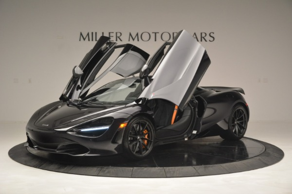 New 2019 McLaren 720S Coupe for sale $351,470 at Bentley Greenwich in Greenwich CT 06830 14