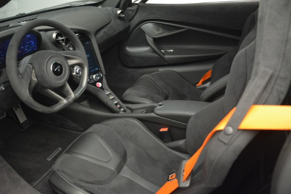 New 2019 McLaren 720S Coupe for sale $351,470 at Bentley Greenwich in Greenwich CT 06830 16