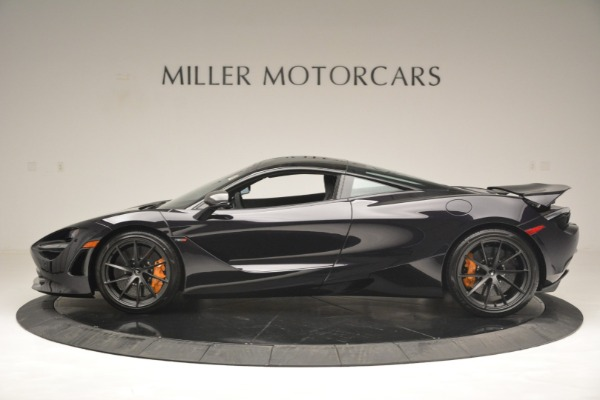 New 2019 McLaren 720S Coupe for sale $351,470 at Bentley Greenwich in Greenwich CT 06830 3