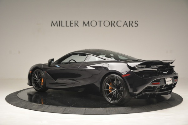 New 2019 McLaren 720S Coupe for sale $351,470 at Bentley Greenwich in Greenwich CT 06830 4