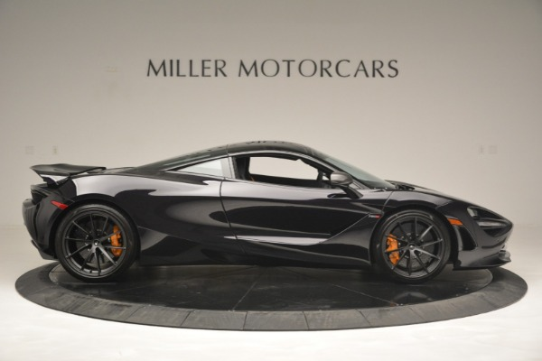 New 2019 McLaren 720S Coupe for sale $351,470 at Bentley Greenwich in Greenwich CT 06830 9