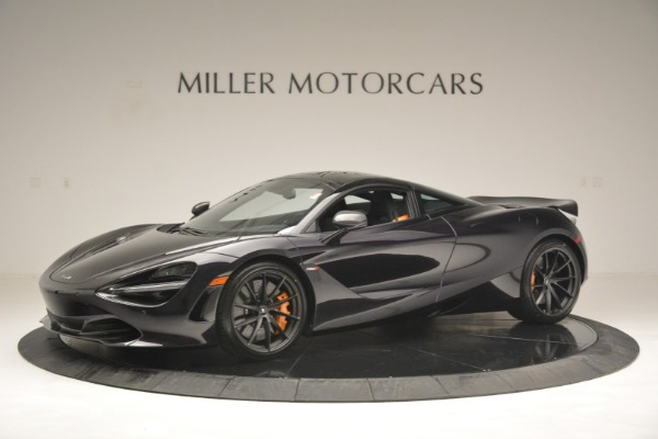 New 2019 McLaren 720S Coupe for sale $351,470 at Bentley Greenwich in Greenwich CT 06830 1