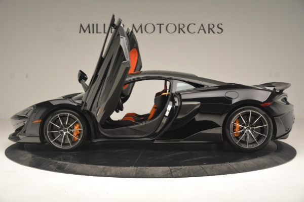New 2019 McLaren 600LT Coupe for sale Sold at Bentley Greenwich in Greenwich CT 06830 16