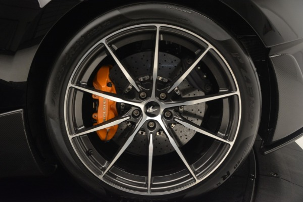 New 2019 McLaren 600LT Coupe for sale Sold at Bentley Greenwich in Greenwich CT 06830 17