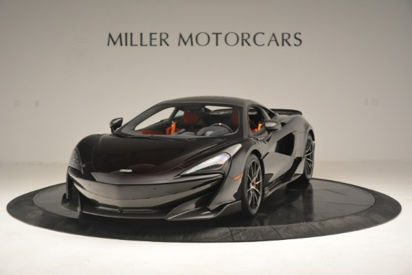 New 2019 McLaren 600LT Coupe for sale Sold at Bentley Greenwich in Greenwich CT 06830 2