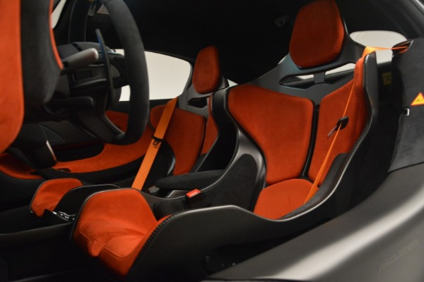 New 2019 McLaren 600LT Coupe for sale Sold at Bentley Greenwich in Greenwich CT 06830 20