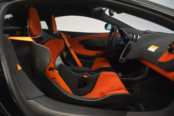 New 2019 McLaren 600LT Coupe for sale Sold at Bentley Greenwich in Greenwich CT 06830 22