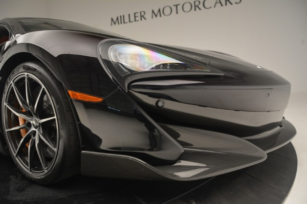 New 2019 McLaren 600LT Coupe for sale Sold at Bentley Greenwich in Greenwich CT 06830 24