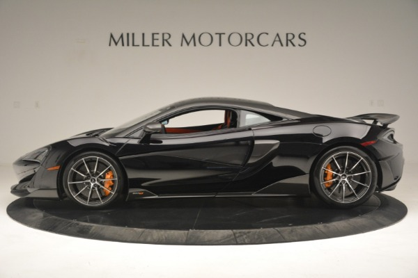 New 2019 McLaren 600LT Coupe for sale Sold at Bentley Greenwich in Greenwich CT 06830 4