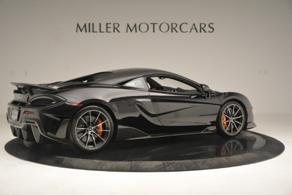 New 2019 McLaren 600LT Coupe for sale Sold at Bentley Greenwich in Greenwich CT 06830 9