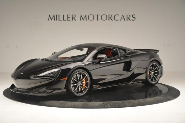 2019 McLaren 600LT
