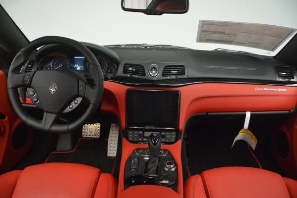 New 2018 Maserati GranTurismo Sport for sale Sold at Bentley Greenwich in Greenwich CT 06830 17