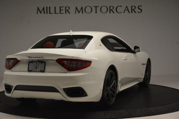 New 2018 Maserati GranTurismo Sport for sale Sold at Bentley Greenwich in Greenwich CT 06830 7