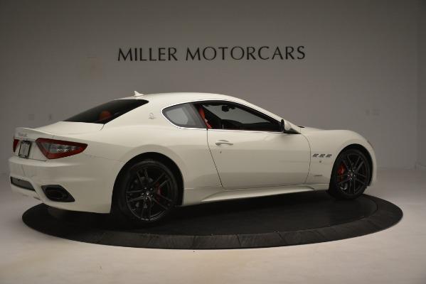 New 2018 Maserati GranTurismo Sport for sale Sold at Bentley Greenwich in Greenwich CT 06830 8