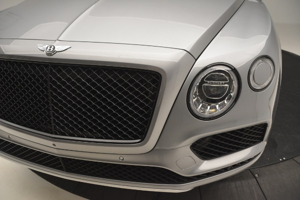 New 2019 Bentley Bentayga V8 for sale Sold at Bentley Greenwich in Greenwich CT 06830 15