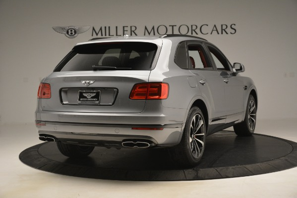 New 2019 Bentley Bentayga V8 for sale Sold at Bentley Greenwich in Greenwich CT 06830 7