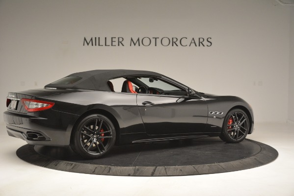 Used 2015 Maserati GranTurismo Sport for sale Sold at Bentley Greenwich in Greenwich CT 06830 16
