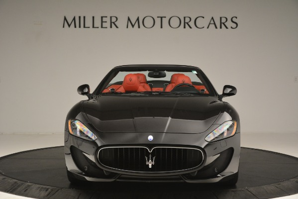 Used 2015 Maserati GranTurismo Sport for sale Sold at Bentley Greenwich in Greenwich CT 06830 23