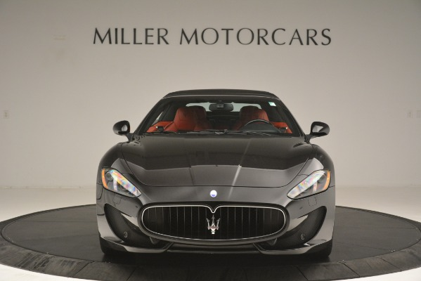 Used 2015 Maserati GranTurismo Sport for sale Sold at Bentley Greenwich in Greenwich CT 06830 24