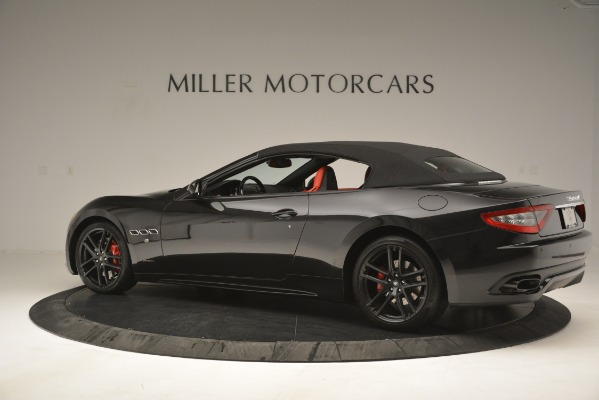 Used 2015 Maserati GranTurismo Sport for sale Sold at Bentley Greenwich in Greenwich CT 06830 8