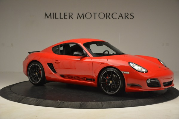Used 2012 Porsche Cayman R for sale Sold at Bentley Greenwich in Greenwich CT 06830 10