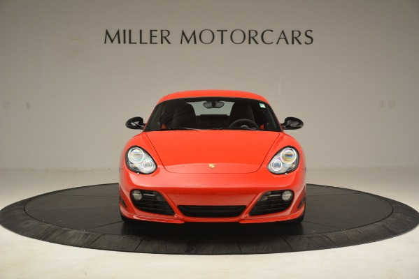 Used 2012 Porsche Cayman R for sale Sold at Bentley Greenwich in Greenwich CT 06830 12